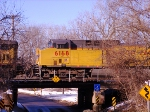 UP 6168 Is #4 On A NB Manifest